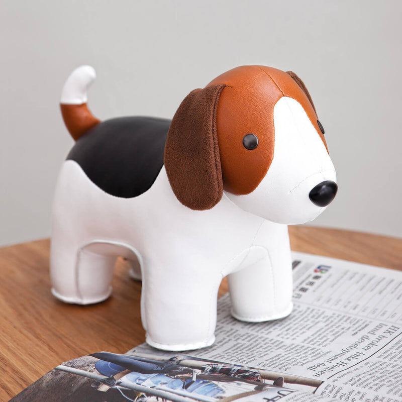 Zuny - Bookend Classic Beagle Tan
