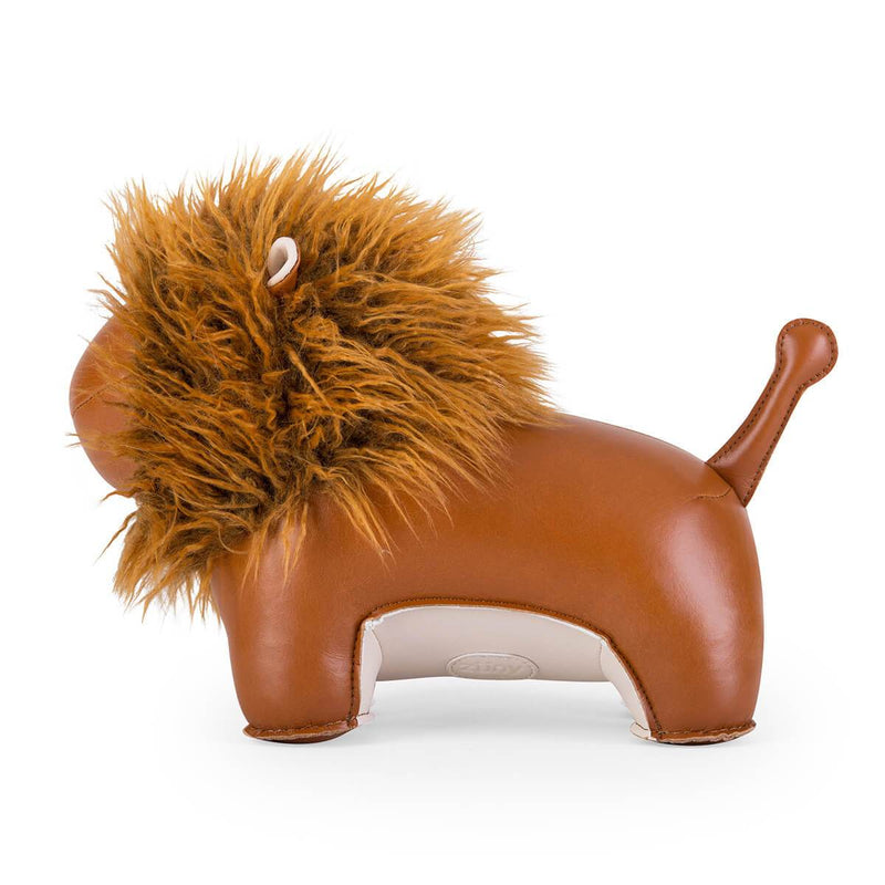 Zuny - Bookend Lion Tan
