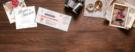 Invitations and other printing