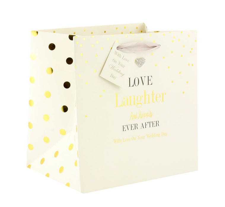 Wedding Gift Bag - Mad Dots - Medium