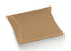 Pillow Box - Corrugated Kraft 70X70X25mm