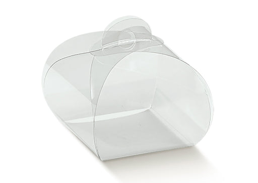 Box - Transparent - 55X55X50mm