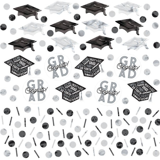 Graduation Table Confetti