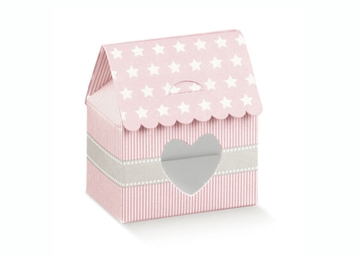 Box - Pink Star 60X40X70mm