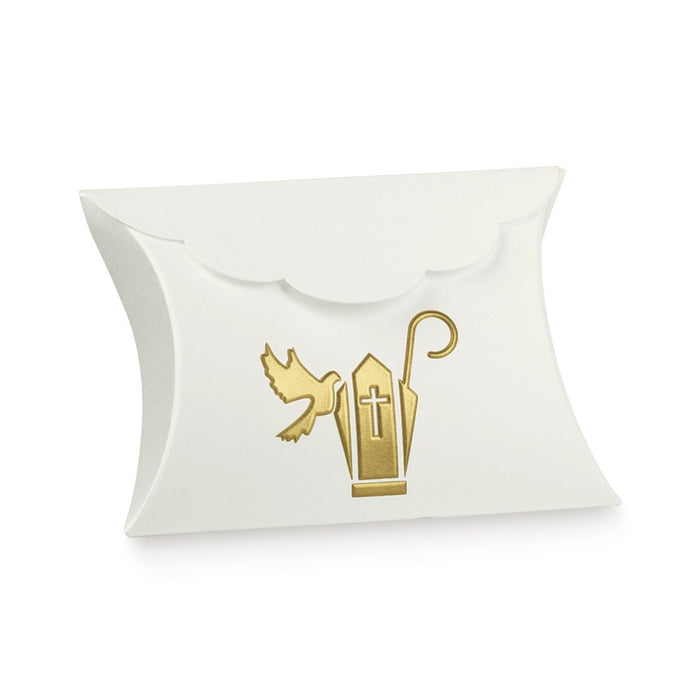 Pillow Box - Confirmation Dove - 80X85X30mm