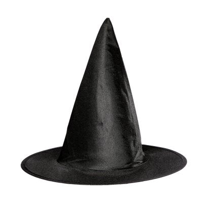 Children Classic Witch Hat - 28cm Tall