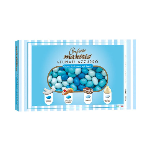 Dragees - Blue Shades - 1kg