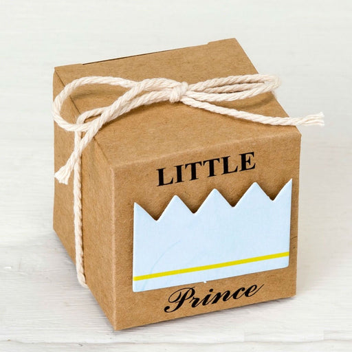 Kraft Box - Little Prince - 5x5x5cm