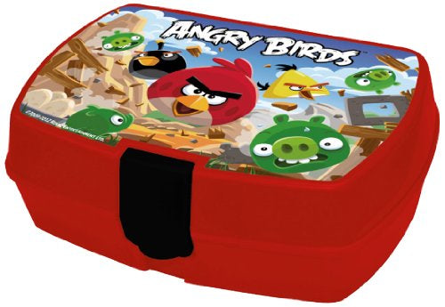 Angry Birds Funny Sandwich Box