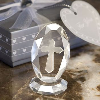 DC Crystal Cross Icon 2233