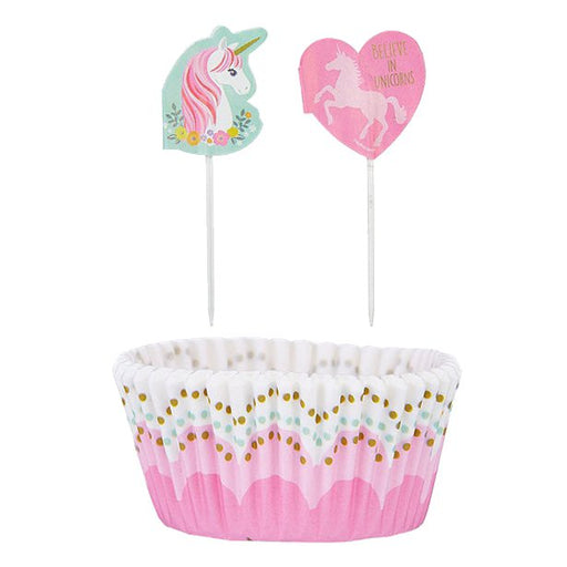 Magical Unicorn Cupcake Cases