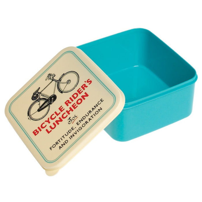 Lunch Box Bicycle Rider's - Luncheon