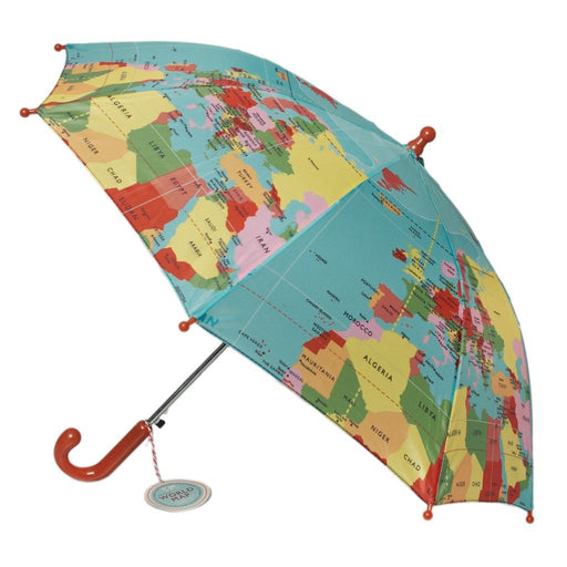 World Map - Children's Umbrella
