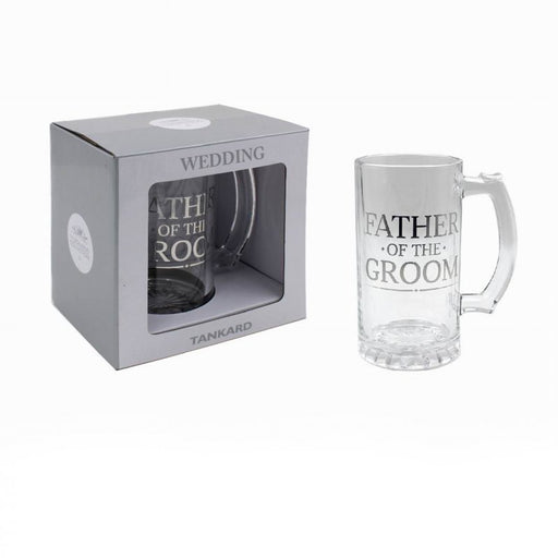 Father of The Groom - Tankard