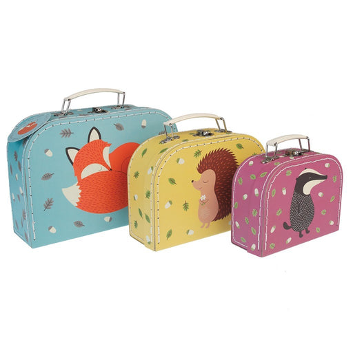Rusty And Friends - Storage  Cases - Set of 3