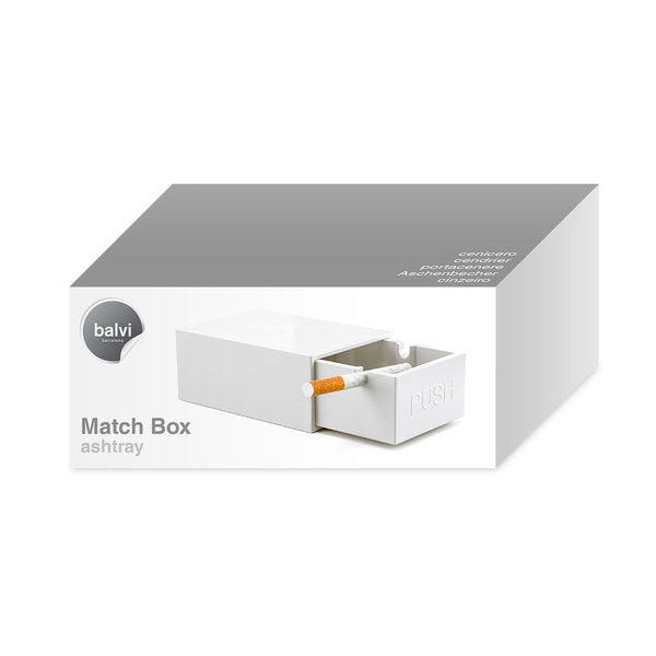 Ashtray - Match Box