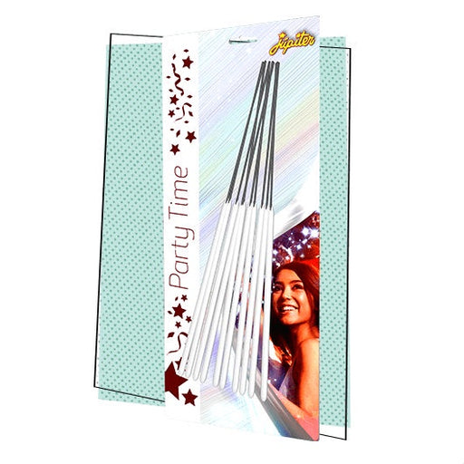 Sparklers Small - Silver - 10pk