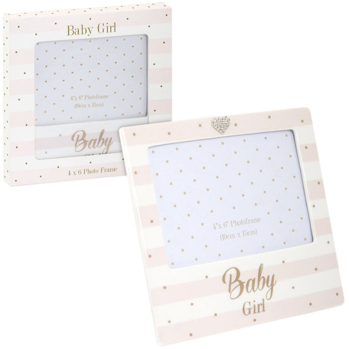Mad Dots Baby Girl - Frame