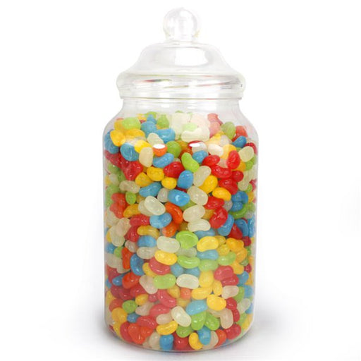 Sweets Party Victorian Sweet Jar - Plastic - 3.25L
