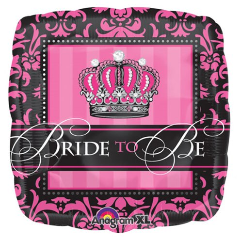 Bride To Be Balloon - 18'' Foil