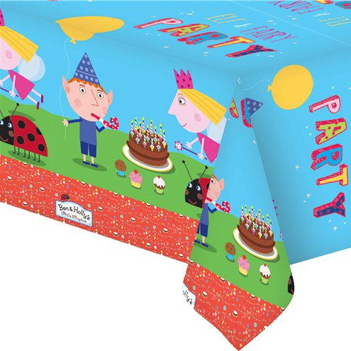 Ben & Holly Tablecover