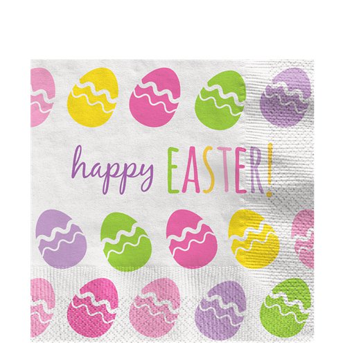 Easter Friends Paper Napkins