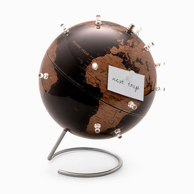 Antique Magnetic Globe