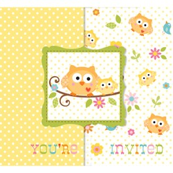 Happi Tree Invitations