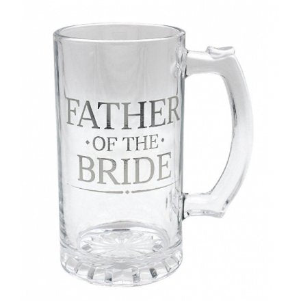 Father of The Bride - Tankard