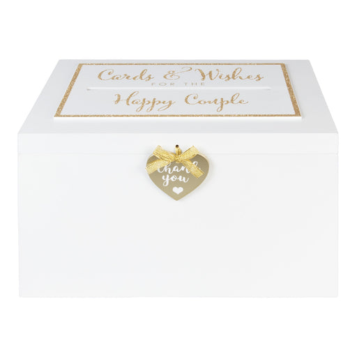 Always & Forever Card Box with Slot