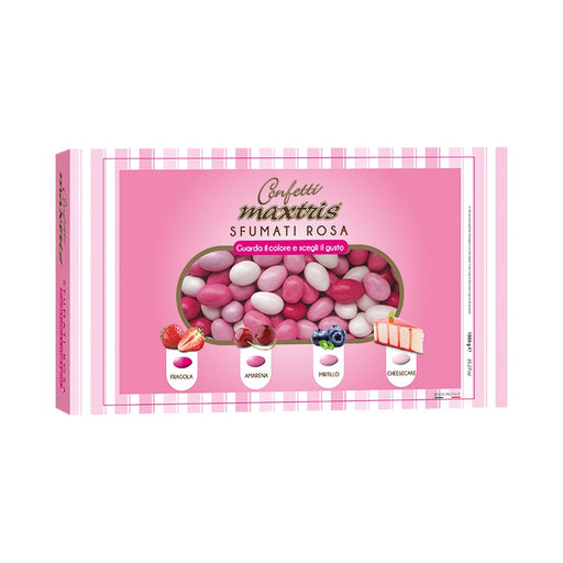 Dragees - Pink Shades - 1kg