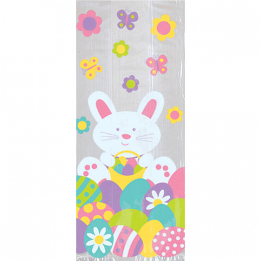 Cellophane Bags Easter Themed 24pk