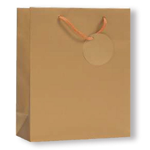 Large Gift Bag - Gold