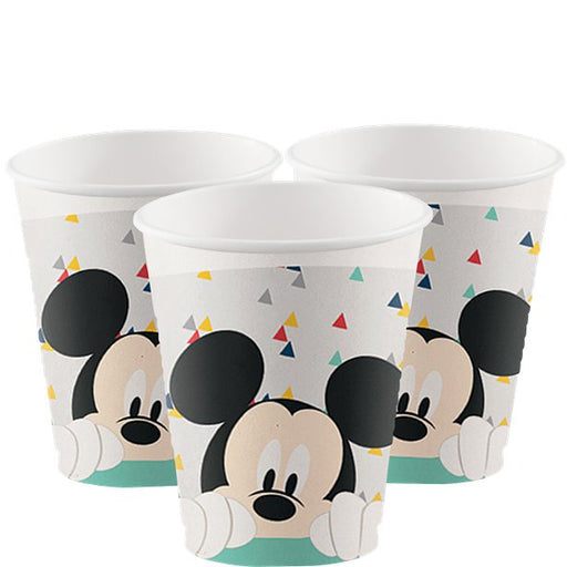 Paper Cups - Mickey Awesome - 8pk