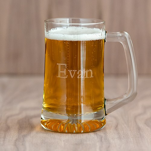 Engravable Beer Mug - engraving incl.