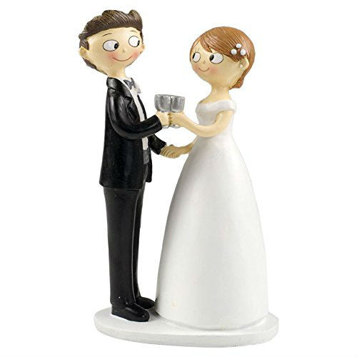 Cake Topper Pop&Fun By The Hand 21Cm