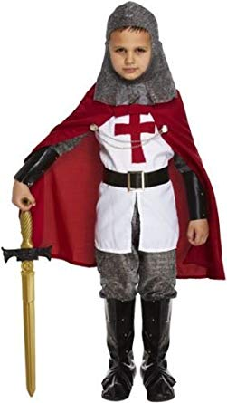 Knight Child Costume - Small