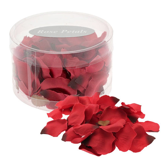 Rose Petals - Red - Tub 150pcs