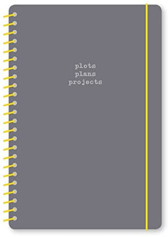 Notebook - Plots Plans Projects A4