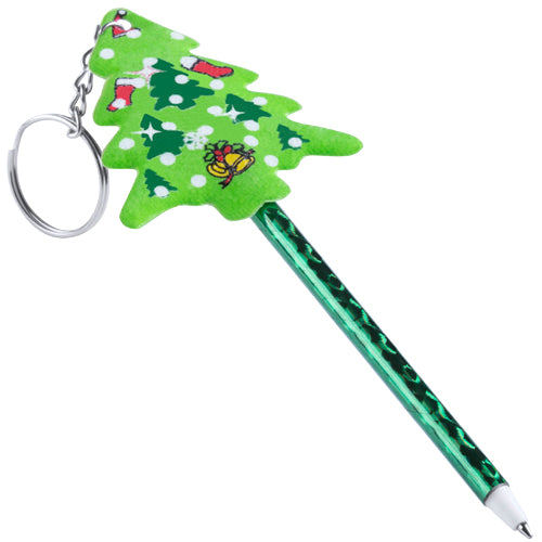 Christmas Tree - Keychain Pen
