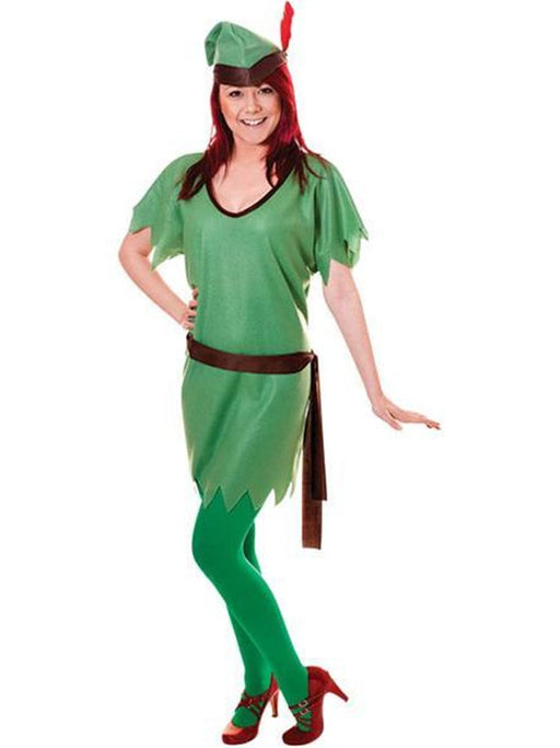 Fancy Dress Male/Female Elf - One Size