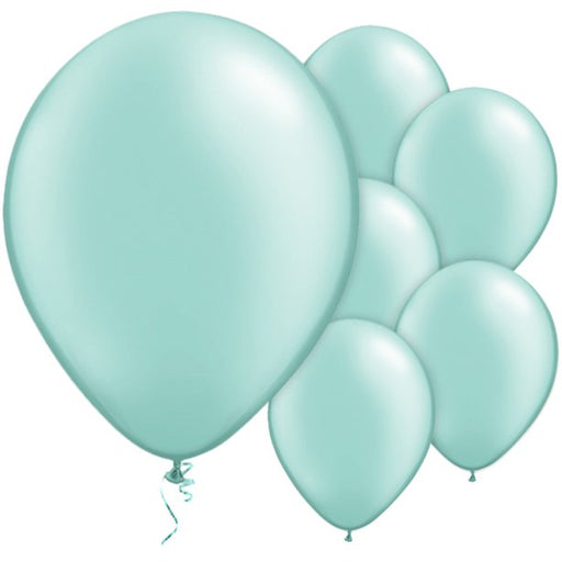 Balloon Latex Pearl - Mint Green 11''