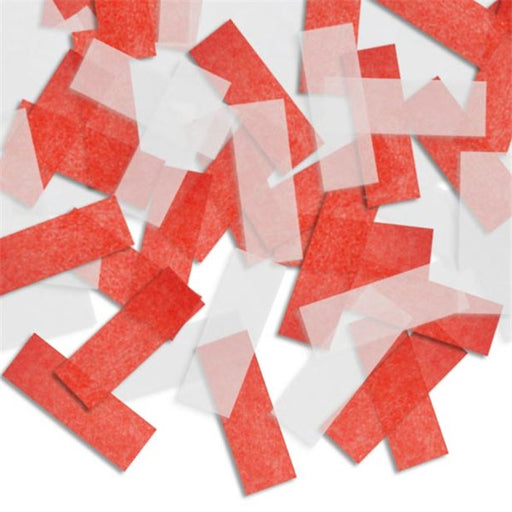 Red and White - Pinata Confetti