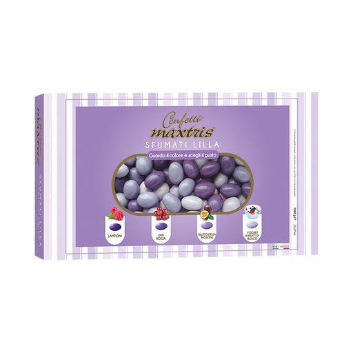 Dragees - Lilac Shades - 1kg