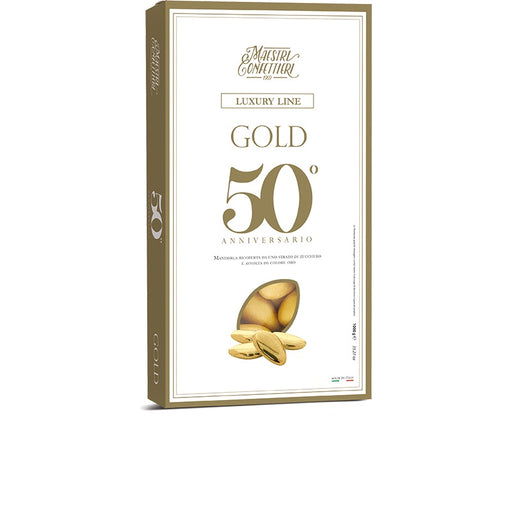 Sugared Almonds Gold 1kg