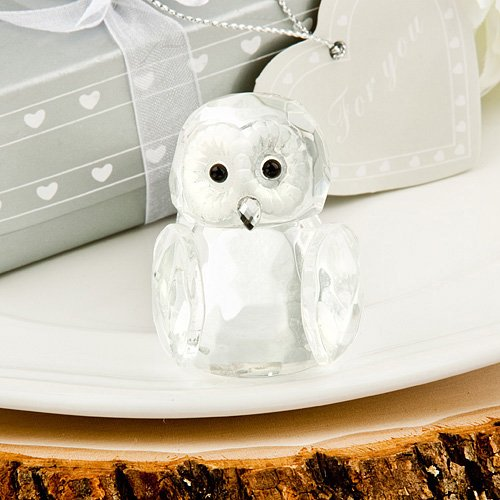 Disc Choice Crystal Collection Owls