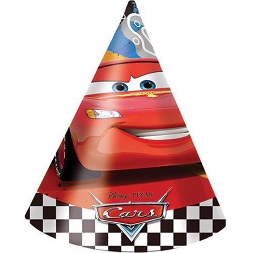 Cars Disney Cars Party Hats
