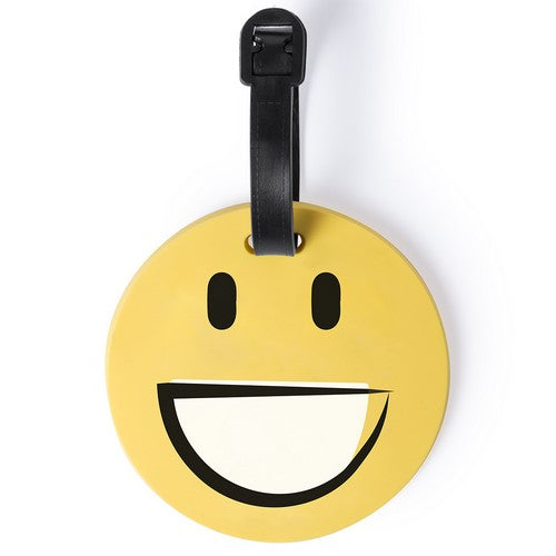 Emoji Luggage Tag - Smile