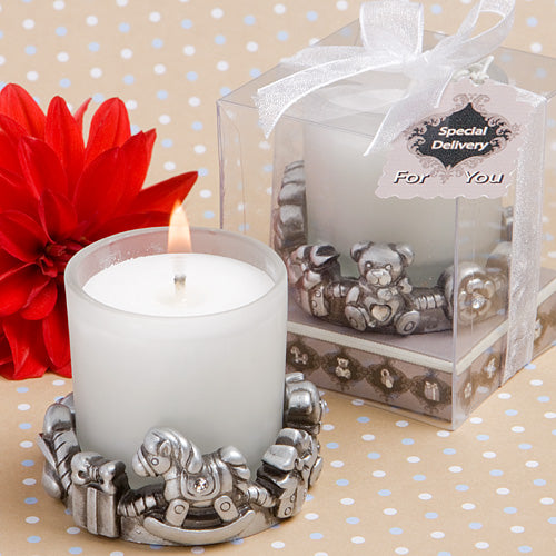 5452 Baby Theme Candle Holder