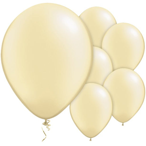 Balloon Latex Pearl - Ivory 11''